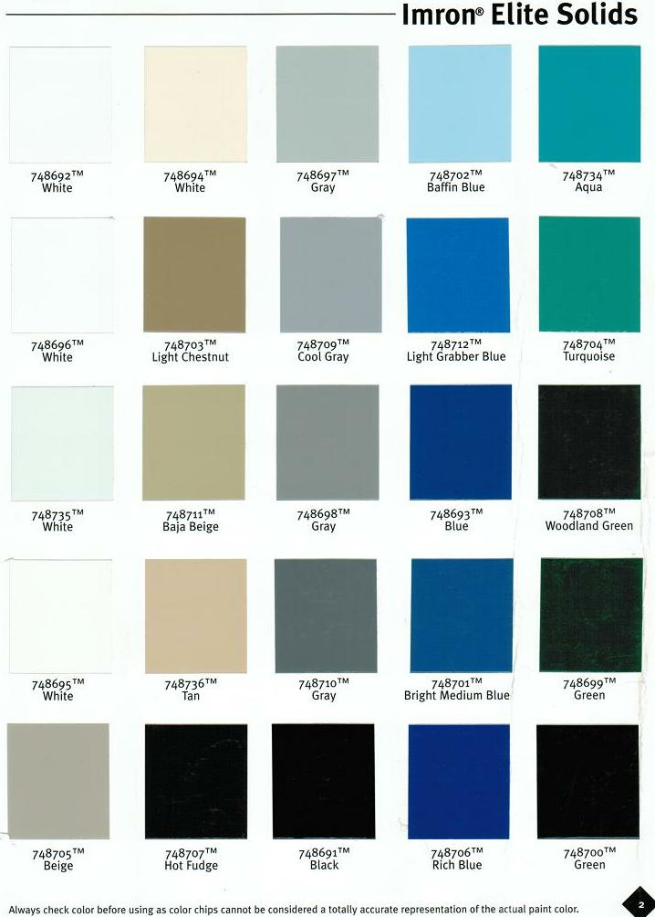 Dupont Paint Color Chart Madisontourcompany