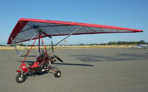 Pitman Air Used Ultralight Sales